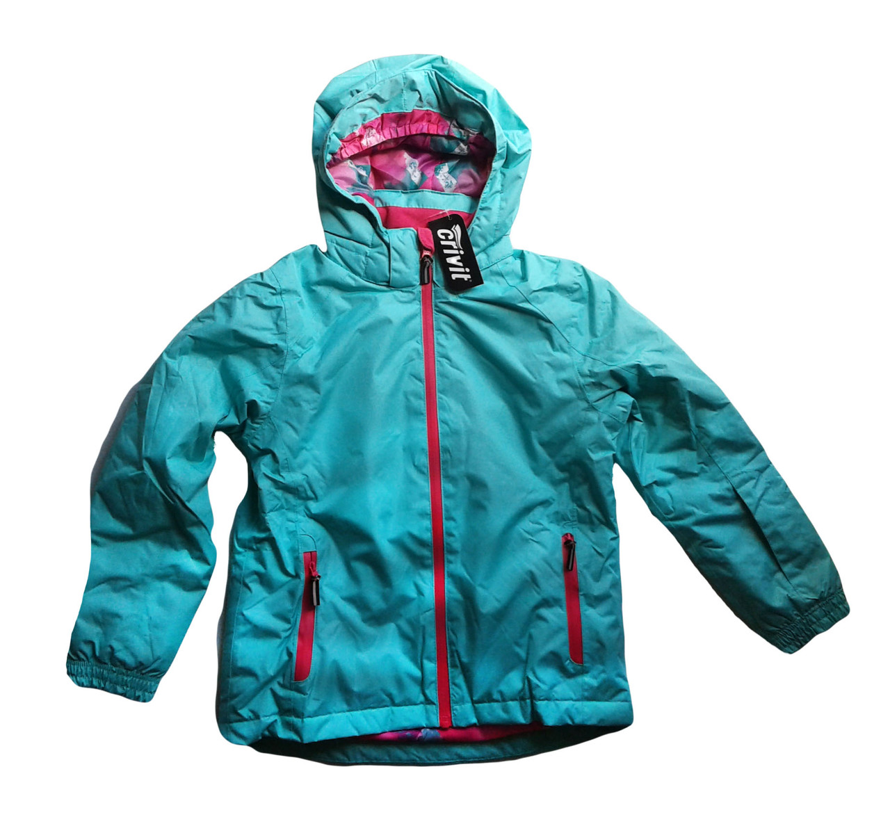 Куртка для девочки, Crivit, размеры 134/140,146/152, арт. Л-423