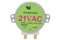 Мотор поддона для микроволновки M2HB24ZR09