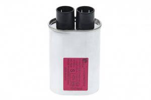 Высоковольтный конденсатор 1.00uF 2100V для СВЧ печи Samsung 2501-001015