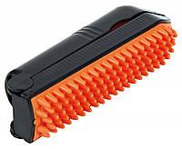 Щетка Trixie Lint Roller with Brush с липким роликом для чистки одежды и мебели, 23 см