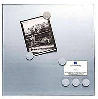 Доска с набором магнитных держателей Romanowski Rm1521hs серебристый