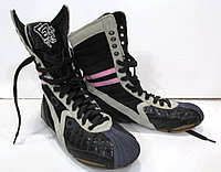 Кросовки танцевальные, US-7.5 (38) Hip Hop Frontline Dance Sneakers