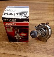 Автомобильная лампа Osram Super H4 12V 60/55W