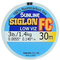 Флюорокарбон Sunline 30м.0,35
