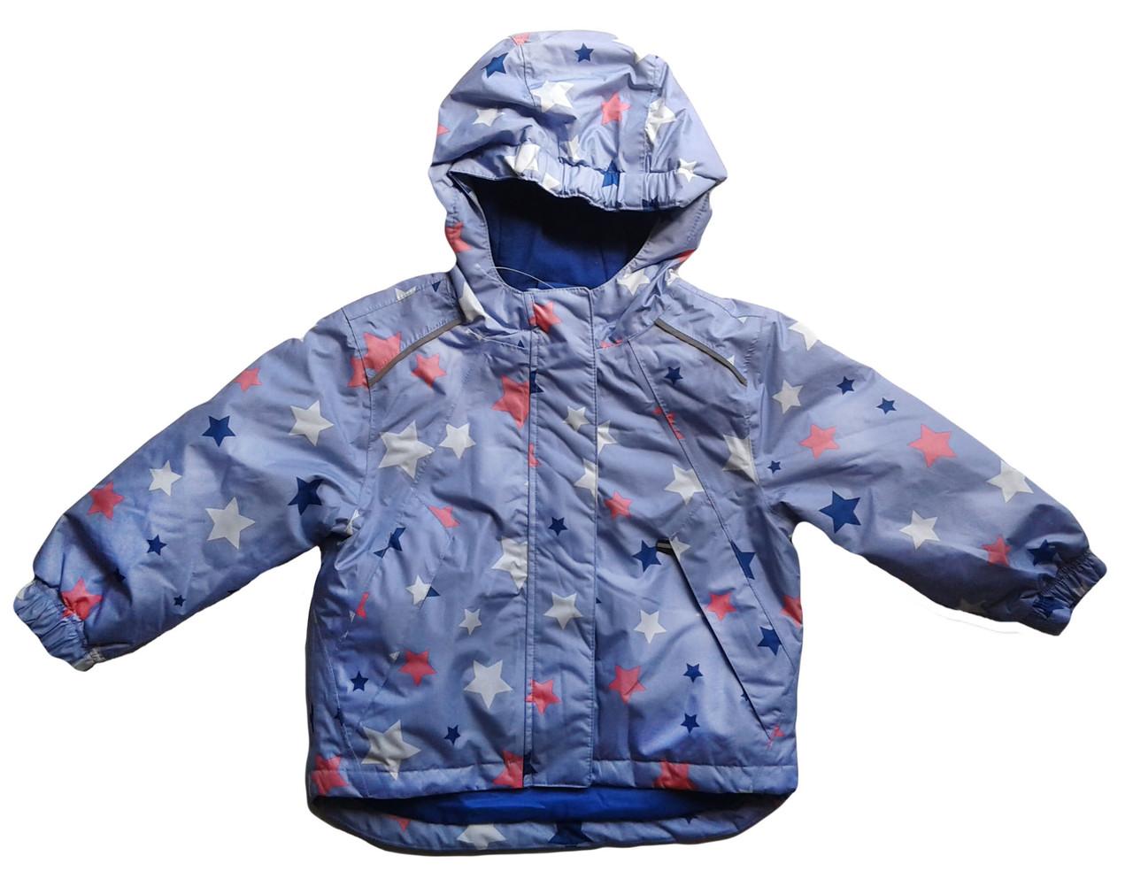 Куртка  для девочки, Lupilu, размер 86/92, арт. Л-426