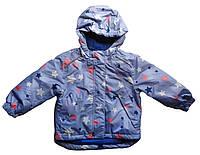 Куртка  для девочки, Lupilu, размер 86/92, арт. Л-426, фото 1