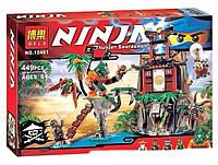 Конструктор Lego Ninjago Остров Тигриных вдов арт. 10461