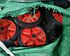 Колеса запасные для хозяйственной сумки - тележки