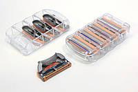 Сменные картриджи (лезвия) для бритвы Gillette Fusion / Power (4 шт)