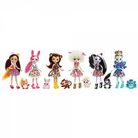 Набор из шести кукол - Enchantimals 6 Pack Collection Dolls