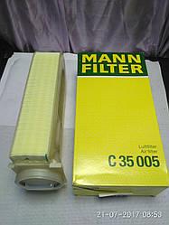 Воздушный фильтр Mann Filter (Манн) . В наличии и под заказ, доставка по всей Украине.