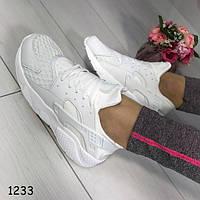 Стильные женские кроссовки реплика  Nike Huarache