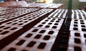 Производство рядового строительного кирпича из сланца. Как это происходит.