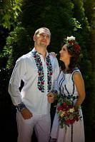 Вишитий одяг для Ірини та Ігора, м.Київ