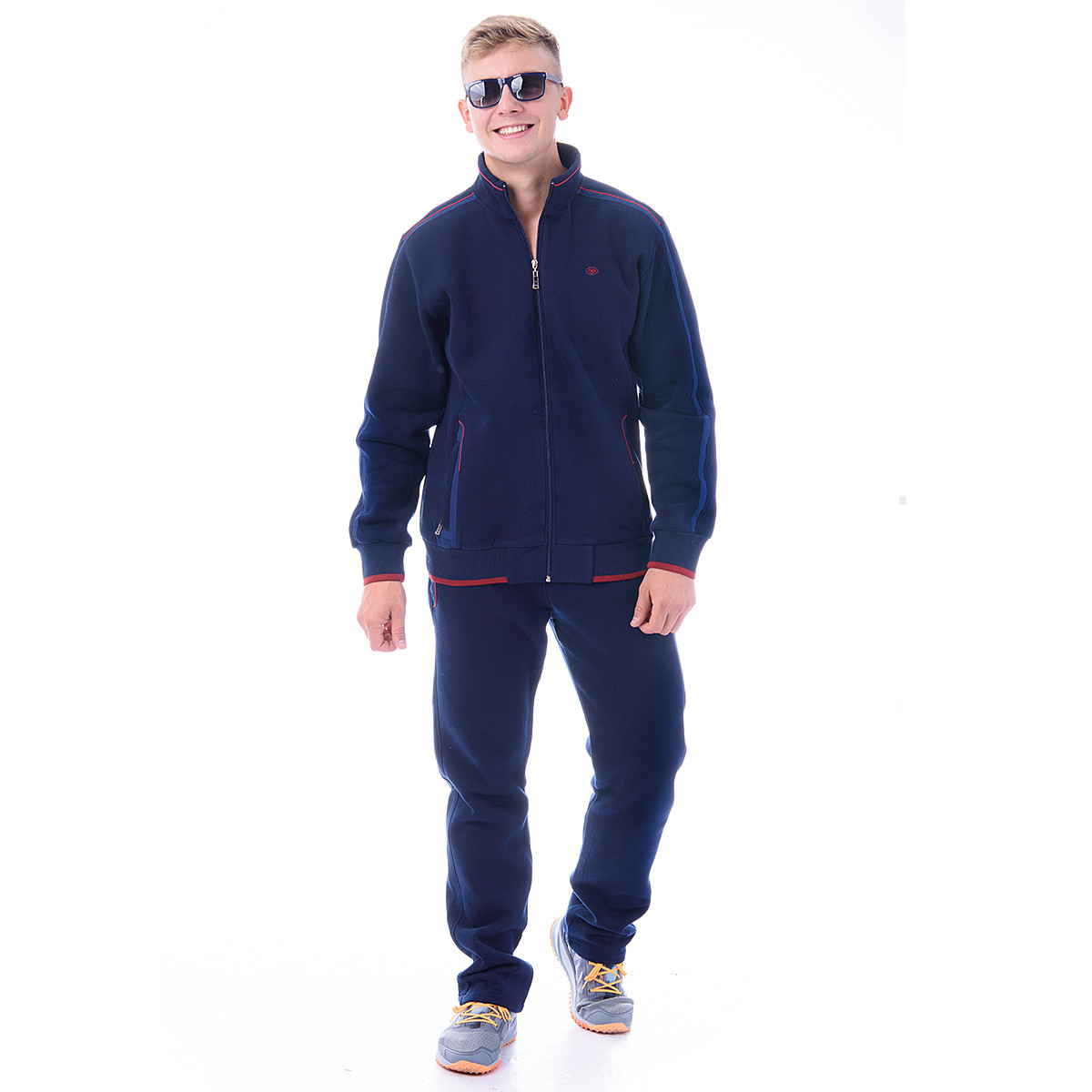 Турецкий теплый спортивный костюм байка Piyera 5012-1