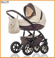 Детская коляска 2 в 1 Broco Eco 05