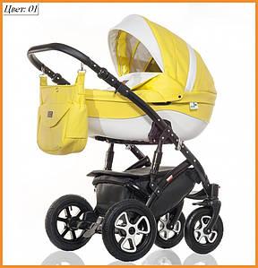 Детская коляска 2 в 1 Broco Eco