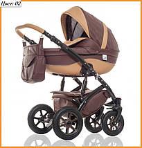 Детская коляска 2 в 1 Broco Eco, фото 2