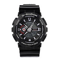 Спортивные часы Casio G-Shock ga-110 Black-White