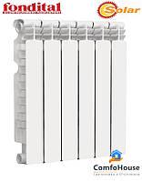 Алюминиевые радиаторы FONDITAL Solar S5 500*100