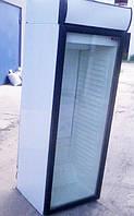 Холодильный шкаф витрина Inter бу 370 л, отличное состояние!