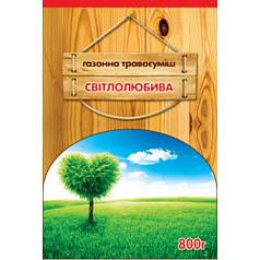 Трава газонная Светолюбивая/засухоустойчивая, 800 г — семена газонной травы засухоустойчивой