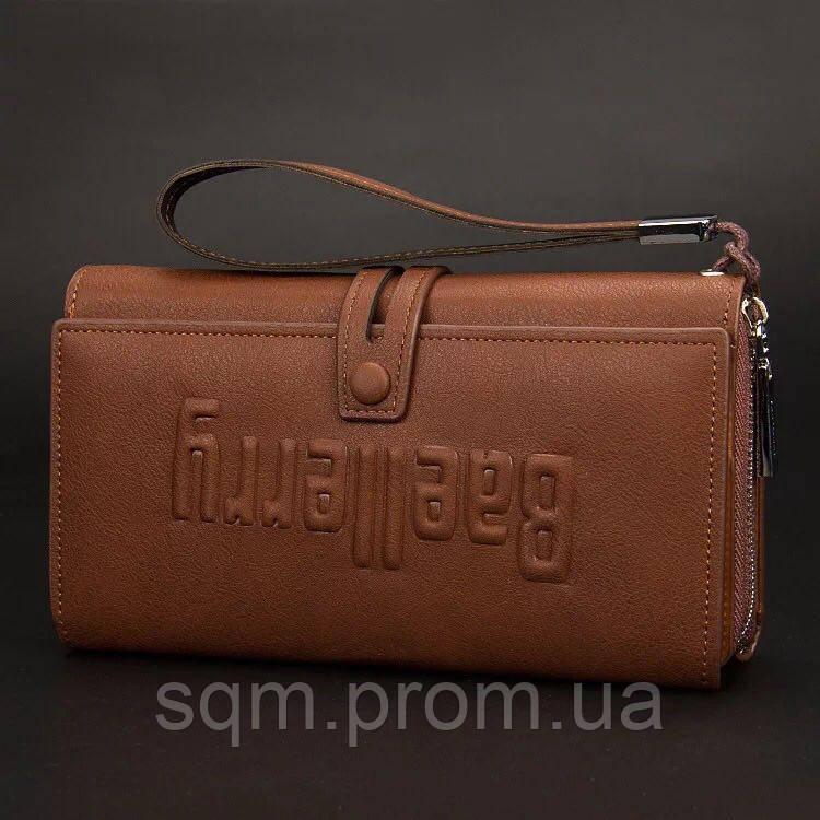 d79cdf2c48d9 Мужской кошелек, портмоне, барсетка Baellerry (3 цвета): продажа ...
