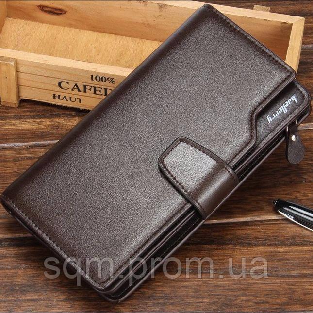 1d5c822fd63e Мужской кошелек, портмоне, барсетка Baellerry Business (3цвета ...