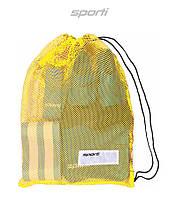 Сетка-мешок для инвентаря Sporti Mesh Bag (Yellow), фото 1