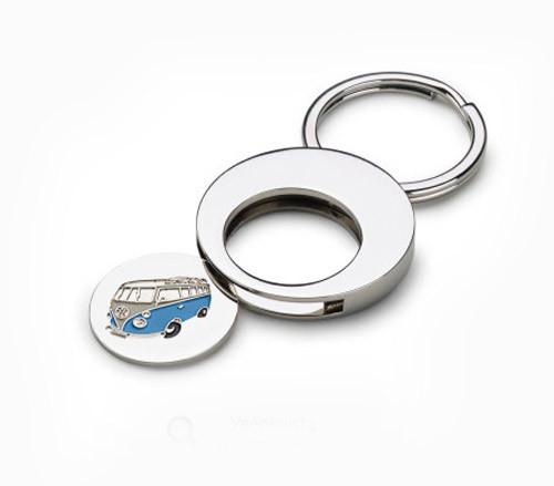Брелок Volkswagen T1 Bulli Key Pendant Metal (231087010BJKA)