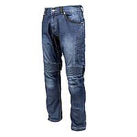 Мото джинсы Kappa Titan синие, 3XL (56)
