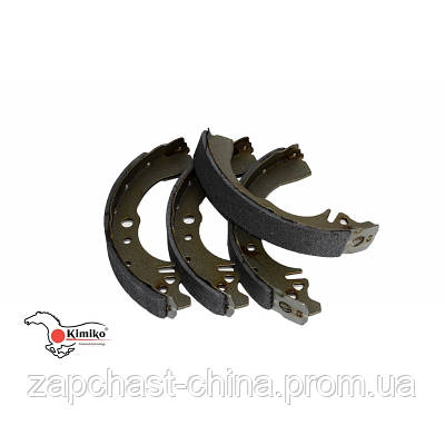 Колодки тормозные задние с ABS CK KIMIKO 1403060180