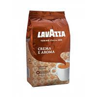 """Кава """"Lavazza"""" зерно Crema е Aroma Torino 1кг """"см.шоколаду"""" КОРИЧНЕВА (80%арабіка, 20%робуста) (1/6)"""