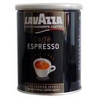 """Кофе """"Lavazza"""" молотый Esspresso 250г ж / б (1/12)"""