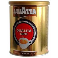 "Кава ""Lavazza"" мелена Qualita Oro 250г ж/б (1/12)"