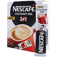 """Кава """"Нескафе"""" 3в1 Coconut mix стік 16г (1*20/24)"""