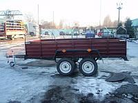 Прицеп двухосный КРД-050110-50