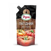 """Кетчуп Лагідний """"Руна"""" 300г д/п (1/36)"""