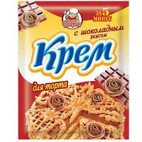 "Крем для торта шоколадний ""Добрик"" 50г (1*10/70)"