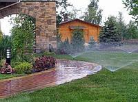 Автоматический полив для Вашего газона— реальность, а не фантастика
