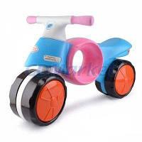 Play Smart Акция! Беговел детский Play Smart M 5376. Цена снижена на беговелы для девочек! Спешите, количество товара ограничено!