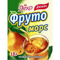 """Напій сухий Фруто Морс """"Дюшес"""" 10г (1*25/300)"""
