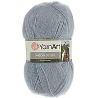 Пряжа для ручного вязания Yarnart Angora de Luxe Продажа упаковками!