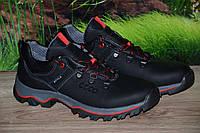 Туфли кроссовки подросток М22 кожа ECCO размеры 36 37 38 39 40