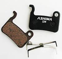 Дисковые тормозные вело колодки Ashima для Shimano
