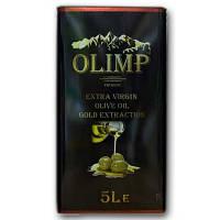 Олія оливкова Olio Extra Virgin 5л OLIMP (чорна) ж/б (1/1)