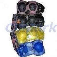 Profi Акция! Детская защита для роликов Profi MS 0336. Скидка 10% на защиту при покупке любой модели роликовых коньков, скейтборда, самоката или