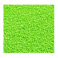 Посипка кругла салатова d-5 мм 3г (1/150) стік