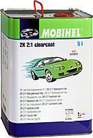 Лак акриловый  Mobihel (Мобихел) anti scratch MS 2+1 5 л