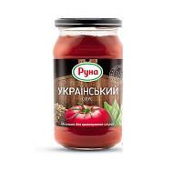 """Соус Український """"Руна"""" 485г ТВ (1/12)"""